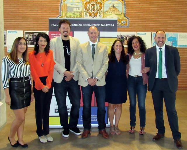 Presentan en Talavera 'Moviliza-T', la primera app en Europa que sirve para gestionar todas las ofertas de voluntariado