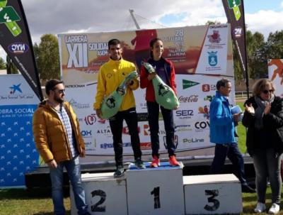 Lara Bermejo, de la UDAT, logra la victoria en la XXI Carrera Solidaria ASEM-CLM
