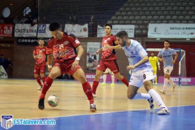 El encuentro entre Bisontes Castellón y el Soliss FS Talavera se podrá ver en streaming