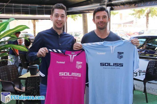 El Soliss FS Talavera renueva a otro 'veterano' como es Josete