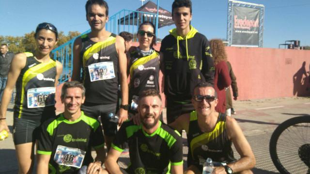 Fin de semana ajetreado para el Talavera Training