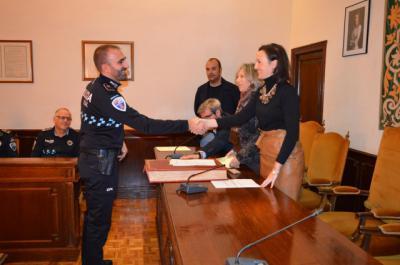 Talavera incorpora cuatro nuevos agentes de Policía Local