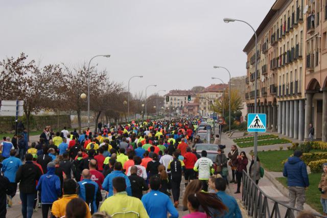 Todo preparado para la XXIV Vuelta al Casco Antiguo de Talavera