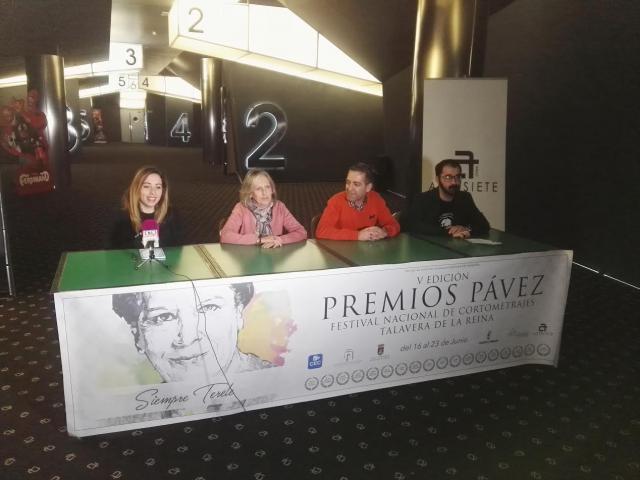 Los Premios Pávez de cine aumentan a 5.000 euros sus galardones.