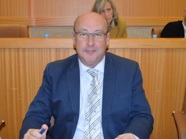 El concejal de Promoción Económica y Empleo, Arturo Castillo