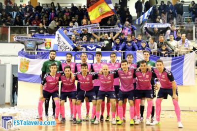 Este sábado se entrega el Trofeo 'Soliss' al Mejor de la Primera Vuelta del Soliss FS Talavera