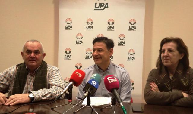 UPA CLM denuncia la doble vara de medir del Gobierno de España