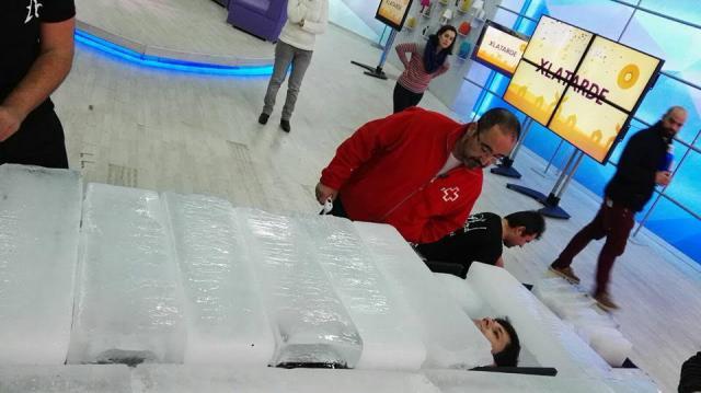 El ilusionista Alfred Cobami busca batir un récord mundial en Talavera con el gran reto 'Congelado'