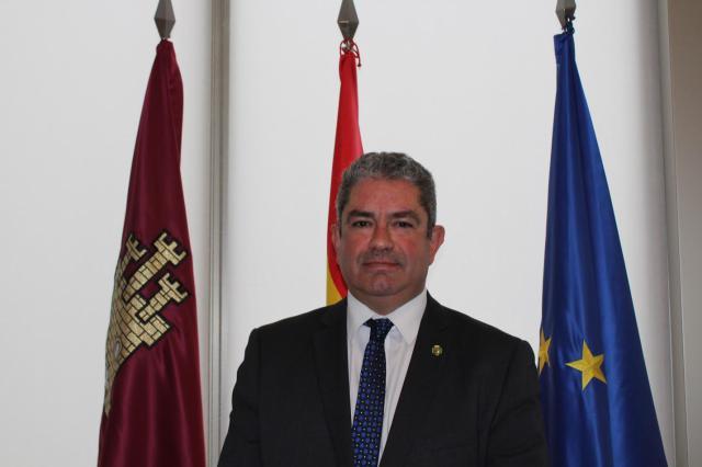 Juan Carlos Navalón, nombrado director provincial de Hacienda y Administraciones Públicas en la provincia de Toledo