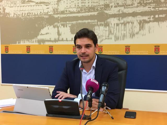 Santiago Serrano, único candidato para sustituir a José Julián Gregorio para liderar el PP de Talavera