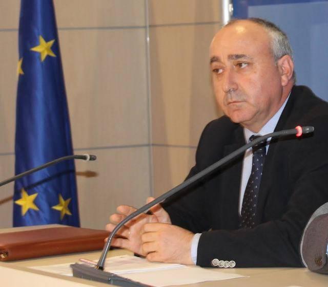 El director provincial de Economía, Empresas y Empleo, Julián Martín Alcántara