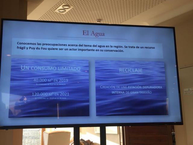 PUY DU FOU | El espectáculo con el que abrirá en Toledo costará 25 euros y el parque no usará agua del Tajo