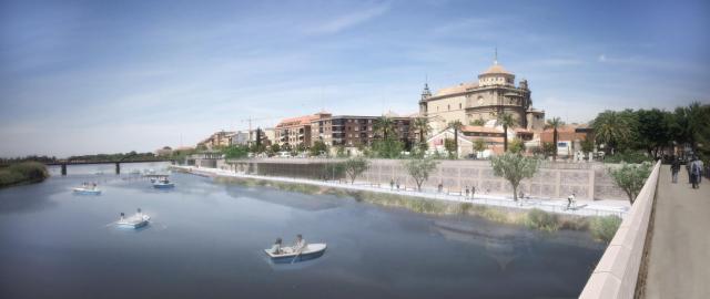 La CHT adjudica la redacción del proyecto 'Cuando el río suena' que integrará los ríos Tajo y Alberche en Talavera