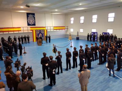 La Policía Nacional celebra el 194 aniversario de su creación