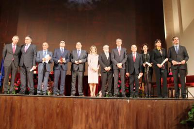 FEDETO, Mabel Lozano y el CD Toledo, entre los distinguidos por el Ayuntamiento de Toledo por San Ildefonso