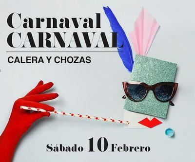 PROGRAMACIÓN | Así será el Carnaval en Calera y Chozas