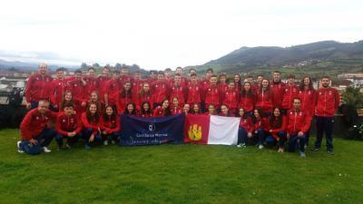 El CN Aqüis presente en el VI Campeonato de España por Comunidades