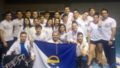 Gran papel del Aqüis Talavera en el Campeonato Regional con un cuarto puesto