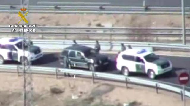 Tres personas detenidas por cazar con galgos de forma furtiva