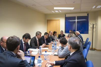 El Pacto por el Ferrocarril pide a Fomento una reunión conjunta para analizar el tren y el AVE por Talavera
