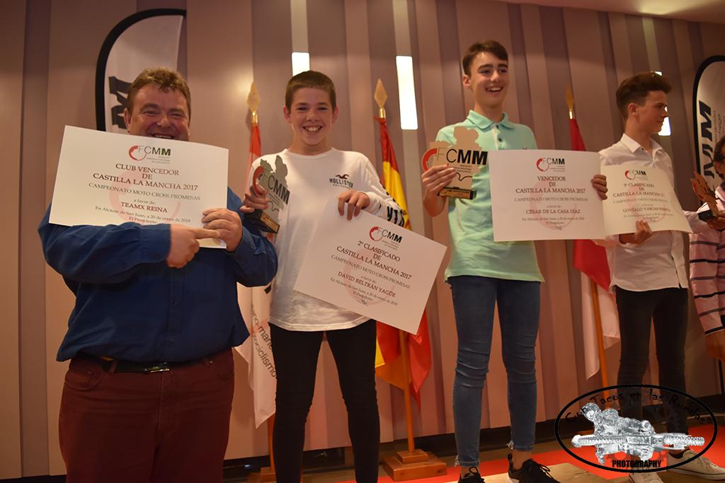 El TeaMX Reina triunfa en la Gala de la FCMM (IMÁGENES)
