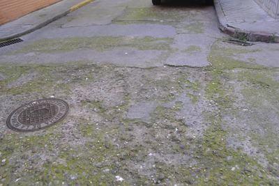 El Gobierno de Ramos rechaza poner en marcha un plan integral de asfaltado