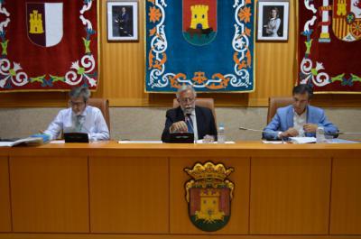 Ramos rechaza, con su voto de calidad, que se realicen las inversiones presupuestadas antes de que acabe el año