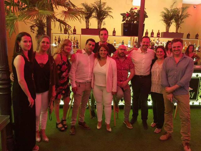 Talavera celebra una cena benéfica con motivo del Día del Orgullo LGTBI