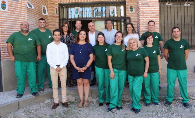 Diputación destaca los 1.063 puestos de trabajo generados con los talleres de empleo