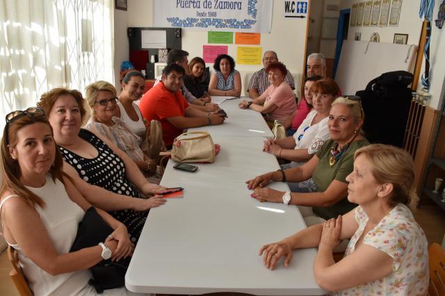 PSOE y la Federación 'Vegas del Tajo' se reúnen para abordar los principales proyectos para Talavera