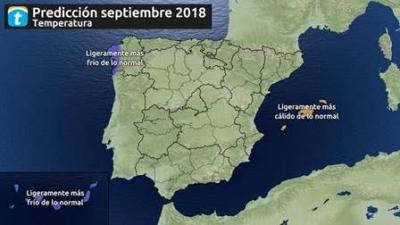 EL TIEMPO | ¿Cómo será el mes de septiembre?