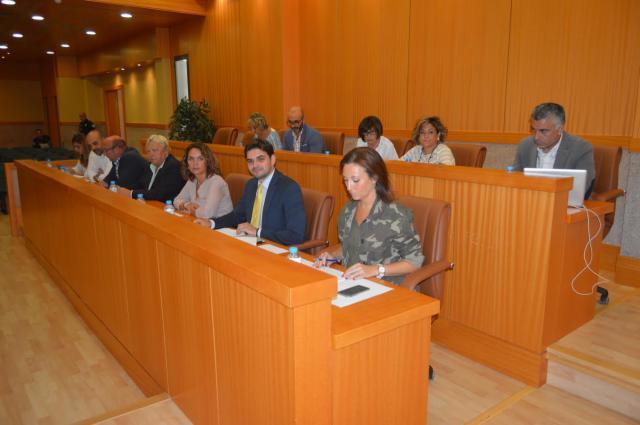 El Gobierno de Jaime Ramos rechaza mejorar y renovar las instalaciones deportivas como proponía el PSOE