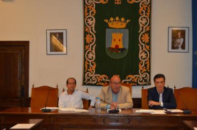 Castillo destaca la estabilidad presupuestaria del Ayuntamiento