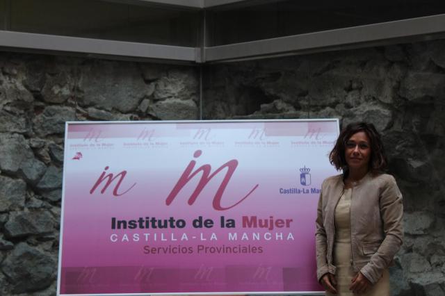 La directora provincial de la Mujer, Charo Navas
