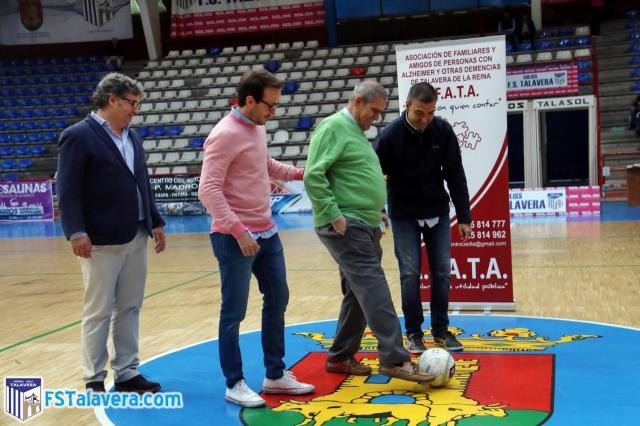 AFATA visitó el Primro de mayo como 'El Jugador Número Seis' ante el Jumilla FS