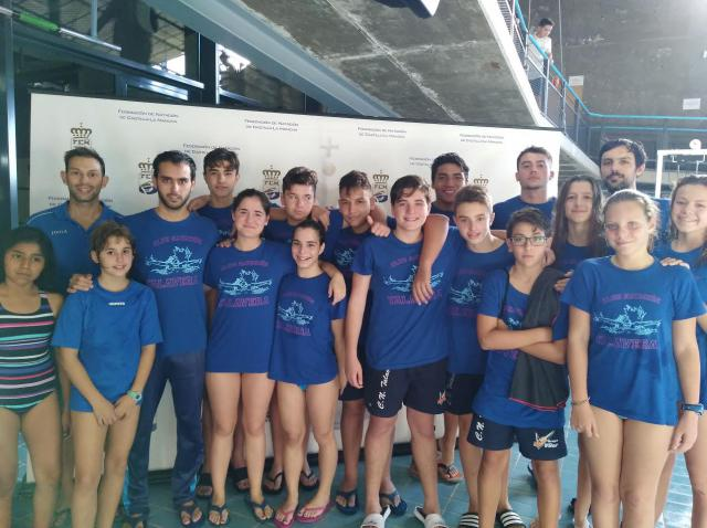 El CN Talavera realiza una fantástica primera jornada en la Liga Territorial