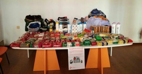 Cs Talavera organiza este sábado una recogida de juguetes y alimentos solidaria en favor de Cruz Roja Española
