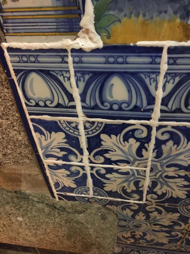 Imagen de una de las piezas restauradas