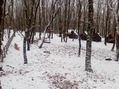 La Junta desactiva el METEOCAM tras finalizar el temporal de nieve, que se ha saldado con 140 incidencias