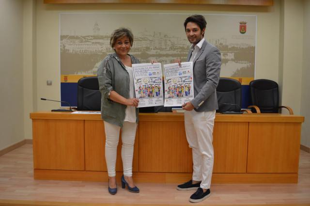 Talavera dedica la 'III Vuelta al Cole Solidaria' a Tea, Adepar, Cruz Roja y Down Talavera