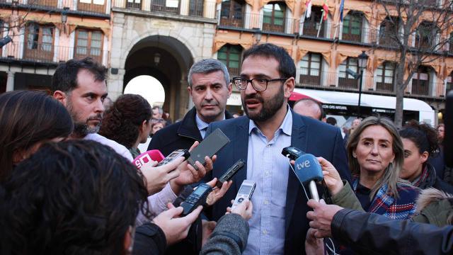 """Gutiérrez: """"Con la aprobación del triple trasvase, Rajoy y Cospedal culminan su traición a CLM"""""""