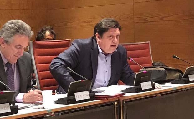 El PSOE acusa al PP de traicionar su compromiso con sindicatos, empresarios y Talavera con una moción light sobre el tren