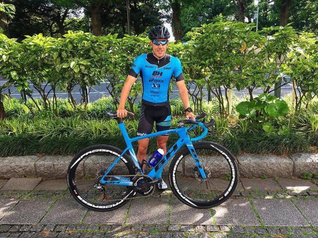 Fernando Alarza llega con fuerza a la WTS de Yokohama