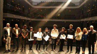 Los mejores jóvenes pianistas de clásico se dieron cita en Talavera de la Reina