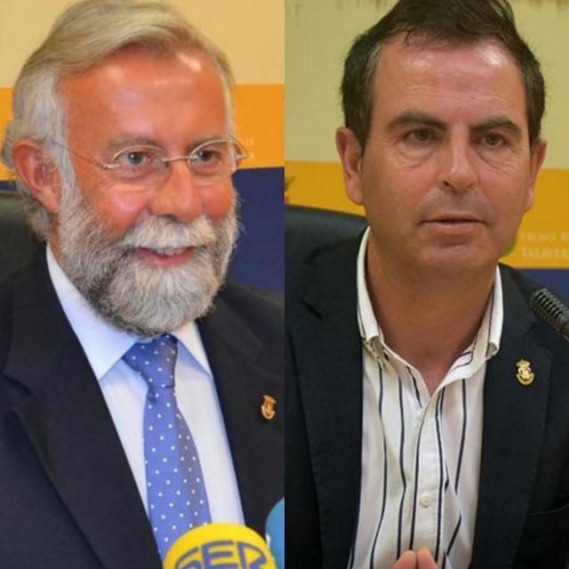 Jaime Ramos y José Gutiérrez