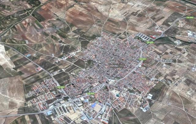 VÍDEO | Rescatan a un joven de 14 años tras caer en un agujero de 5 metros en La Puebla de Montalbán