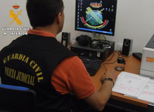 Tres personas detenidas por simular una estafa en apuestas online
