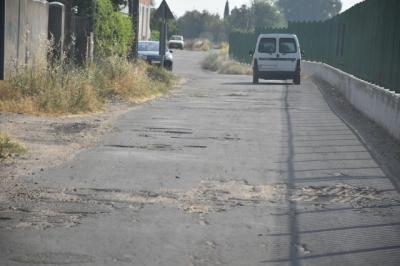 Acusan al Ayuntamiento de perder una subvención de 40.000 euros para arreglar caminos