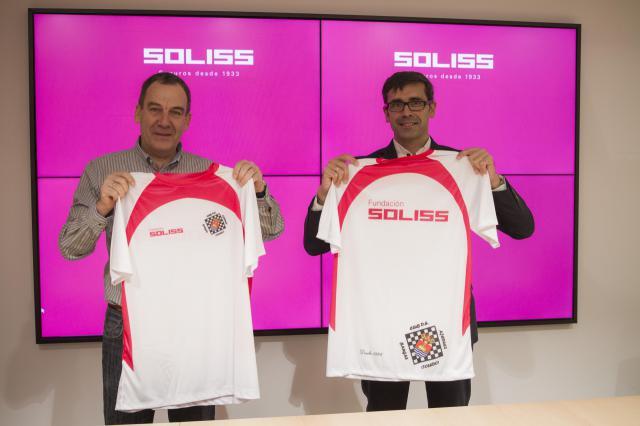 La Fundación Soliss renueva su patrocinio al mejor club de ajedrez de Castilla-La Mancha