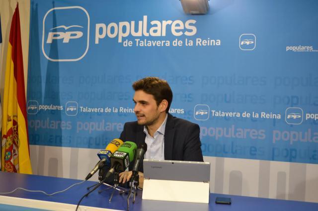 El PP de Talavera acusa a la Junta de falsear los datos de las listas de espera de sanidad
